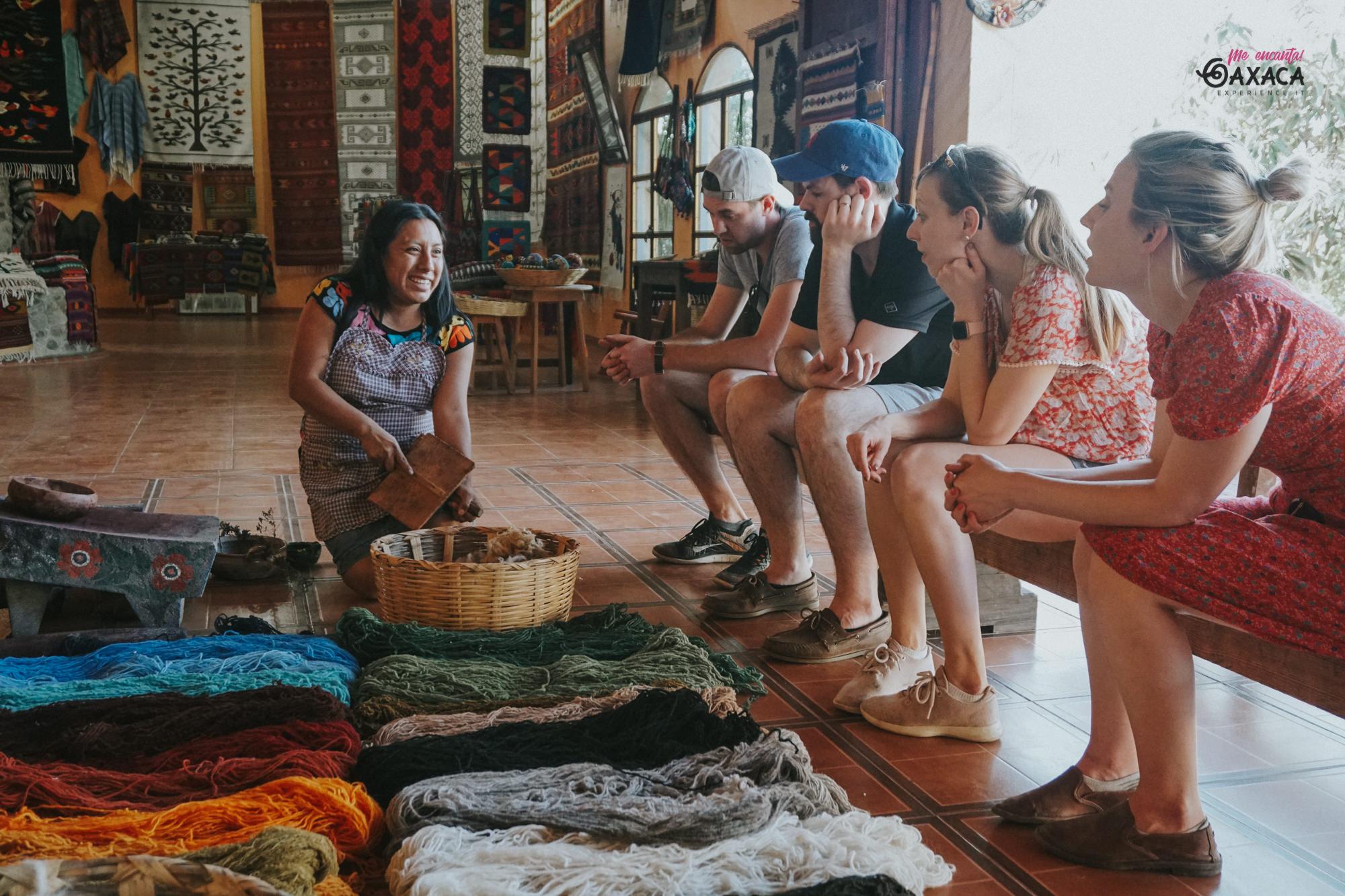 experience tour textile design