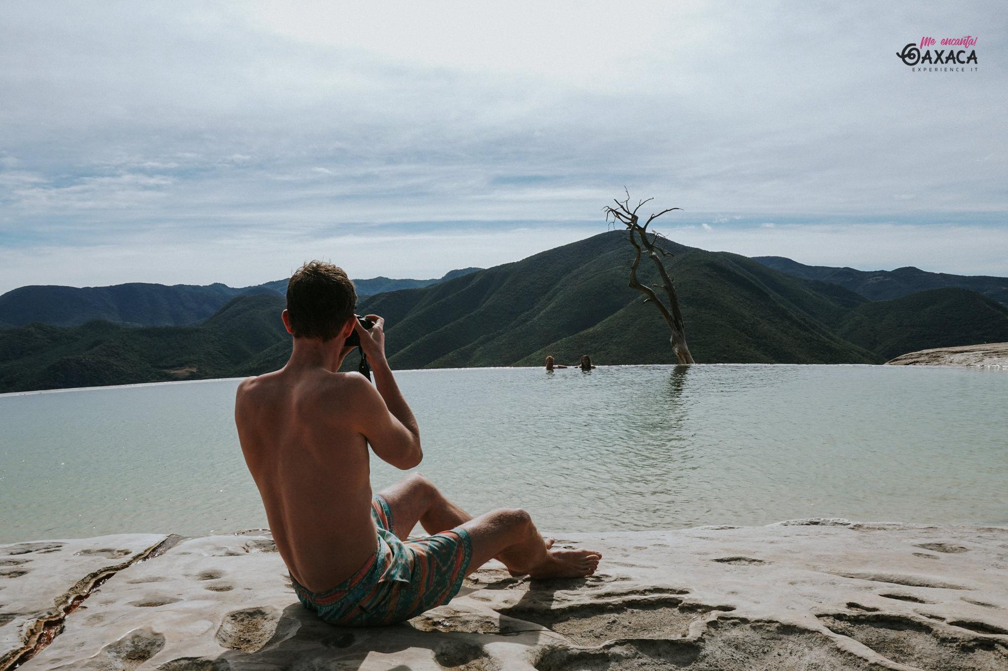 experience tour hierve el agua