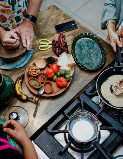 oaxaca cooking classes